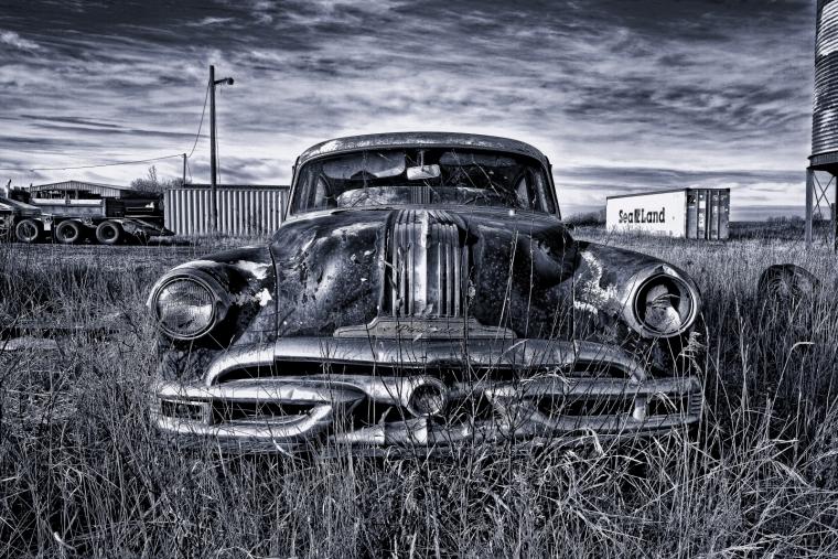 1953 Pontiac Pathfinder - Manning, Alberta - Canada iii
