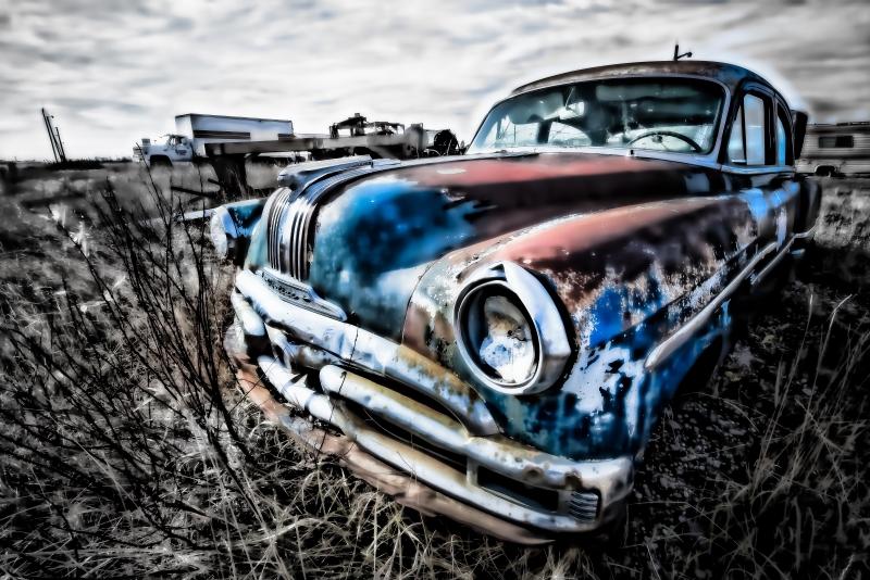 1953 Pontiac Pathfinder - Manning, Alberta - Canada iv