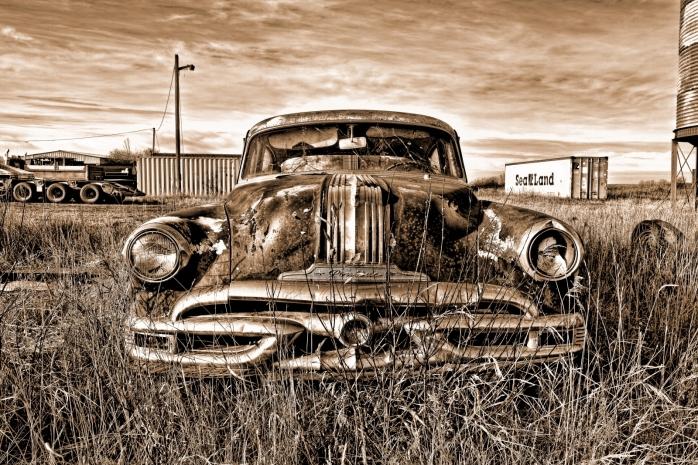 1953 Pontiac Pathfinder - Manning, Alberta - Canada v