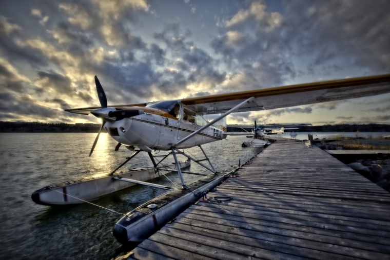 Float Plane - Yellowknife, NT Canada ii