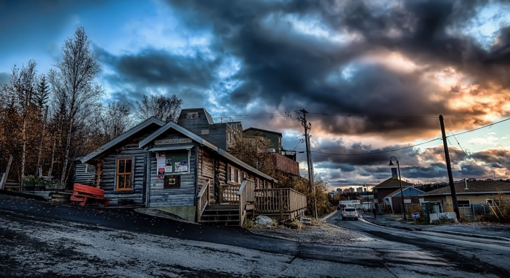 Wildcat Cafe - Yellowknife, NT - Canada
