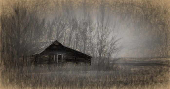 Homestead in Fall - Fairview, Alberta - Canada 3