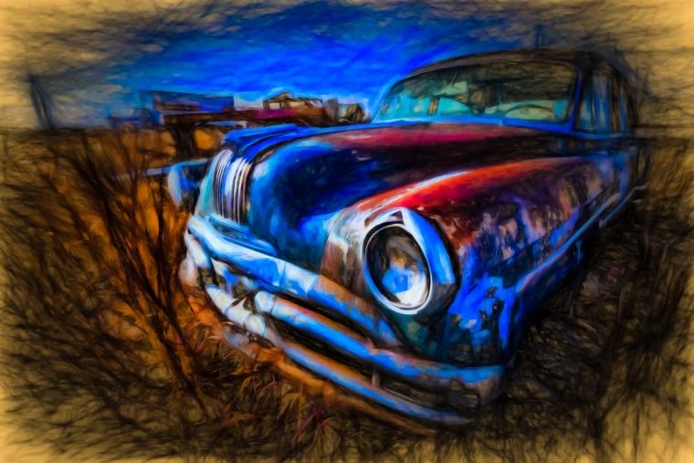Pontiac Memories - Manning, Alberta - Canada
