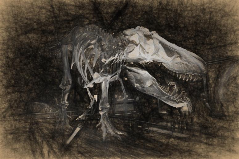 Dinosaur - Drumheller, Ab - Canada 7