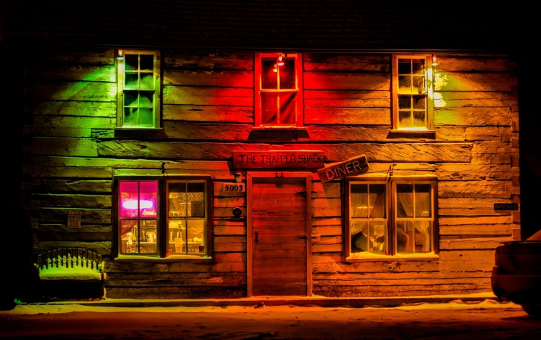 Trappers Shack Diner - Fort Vermilion, Ab - Canada 7
