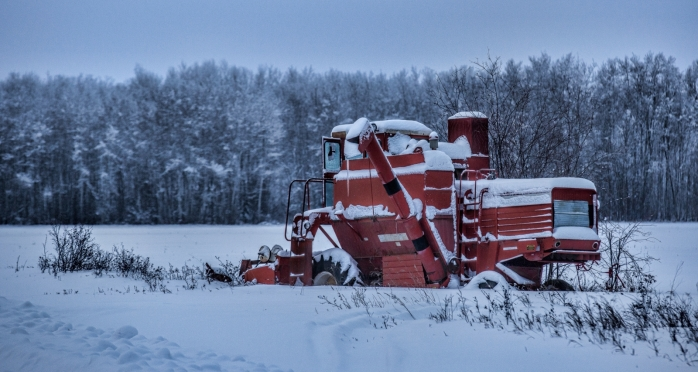 Combine - Buttertown, Ab - Canada