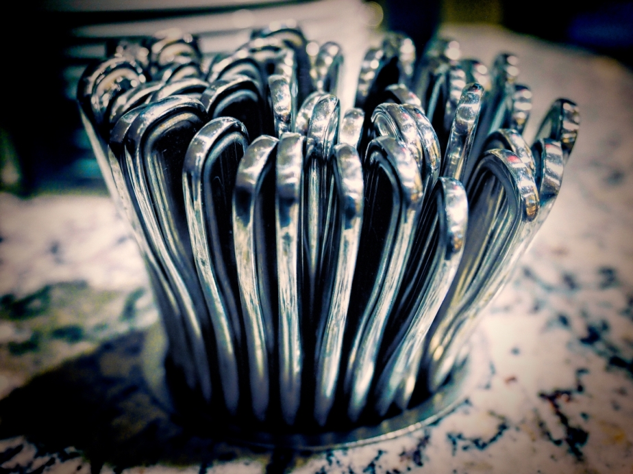Diner Utensils - West Edmonton, Alberta 2