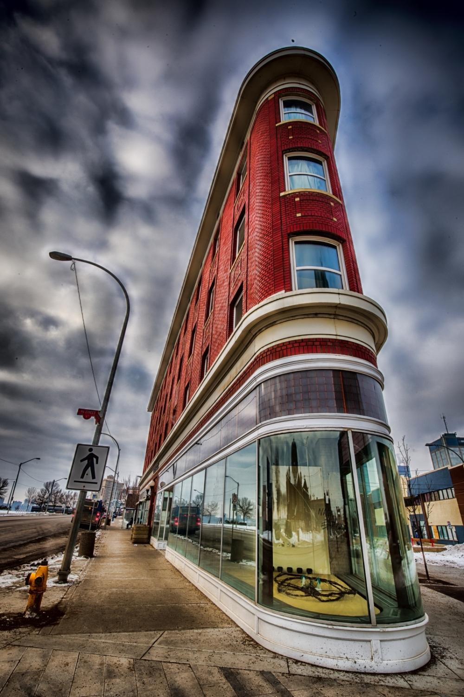 Gibson Block Building - Edmonton, Ab - Canada 1