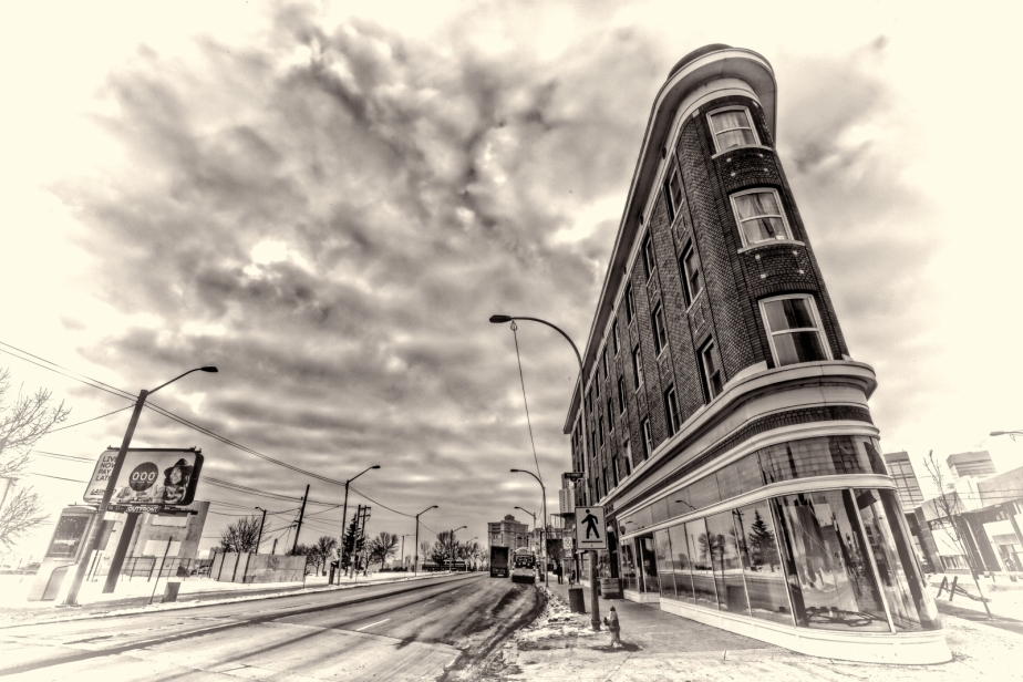 Gibson Block Building - Edmonton, Ab - Canada 3