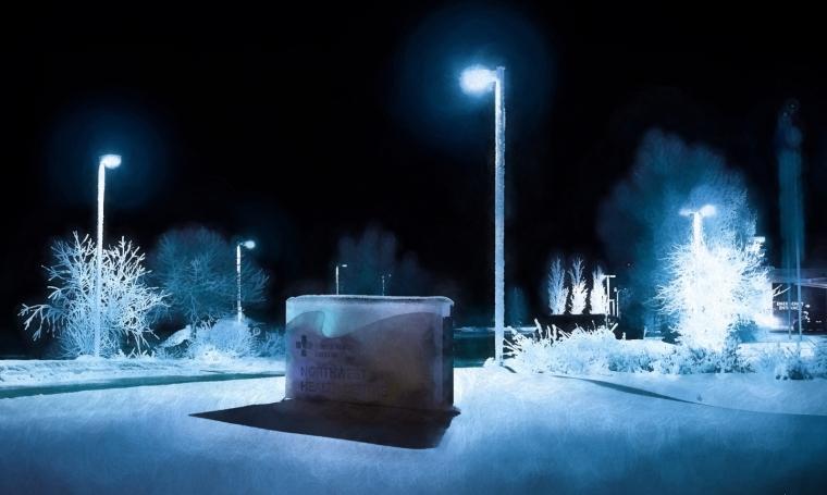 Hoar Frost Morning - High Level, Ab - Canada 6b