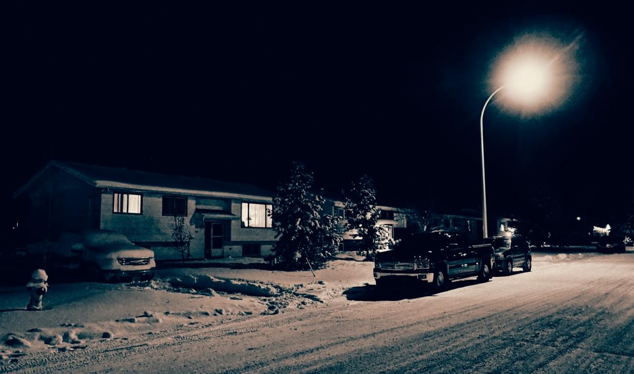 Morning Walk - High Level, Alberta - Canada 9