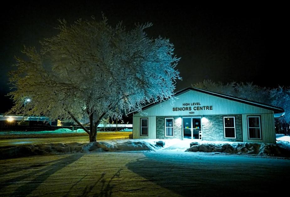 Senior's Centre - High Level, Alberta - 1