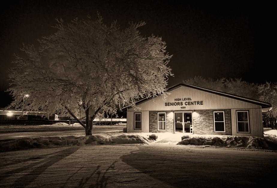 Senior's Centre - High Level, Alberta - 2