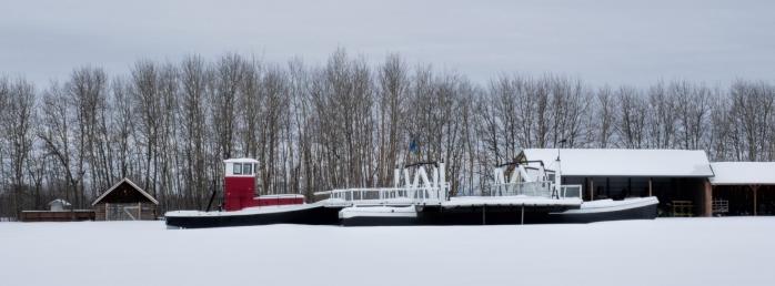 Old Tompkin's Landing Ferry 1