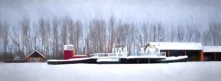 Old Tompkin's Landing Ferry 2