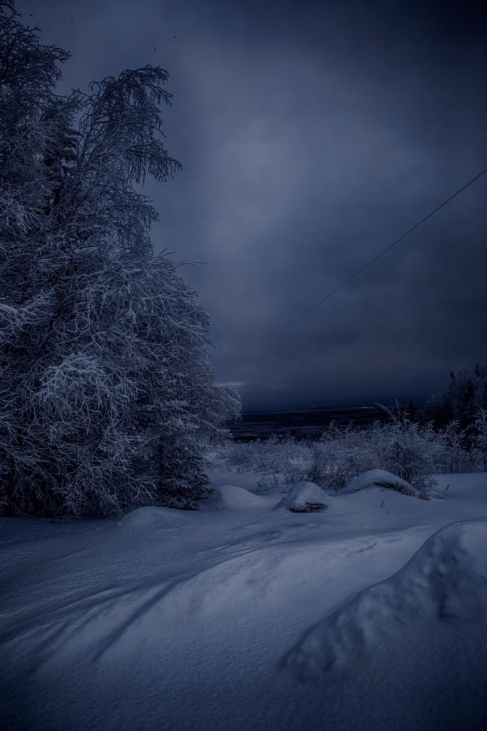 Watt Mountain Weather - High Level, Ab Canada 2
