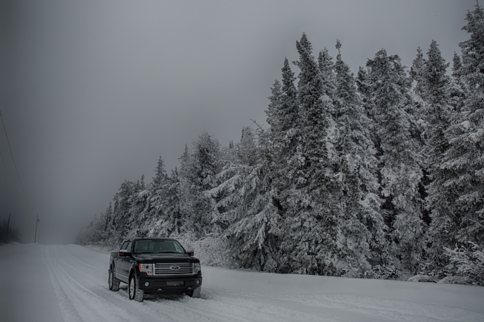 Watt Mountain Weather - High Level, Ab Canada 3