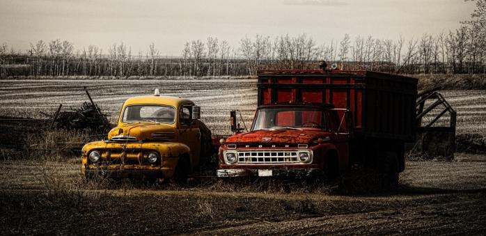 Rusting Relics - Nampa, Alberta 3