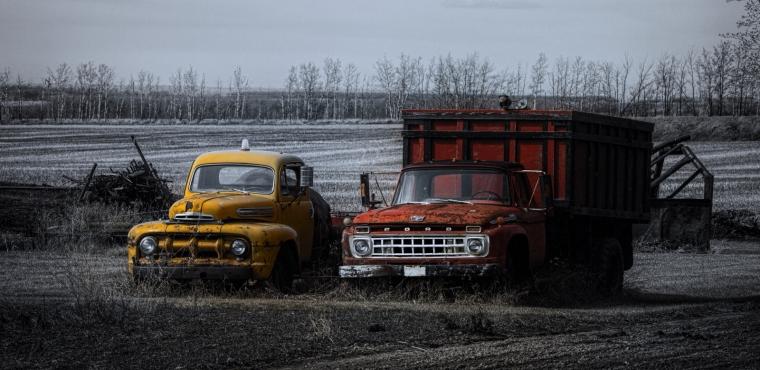 Rusting Relics - Nampa, Alberta 4