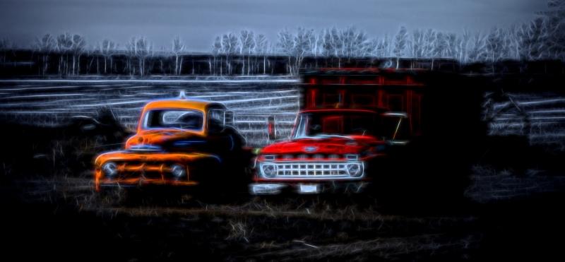 Rusting Relics - Nampa, Alberta 5