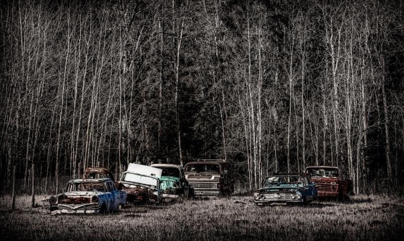 Valleyview Vehicles - Valleyview, 1