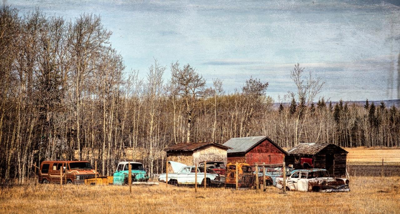 Valleyview Vehicles - Valleyview, 1a