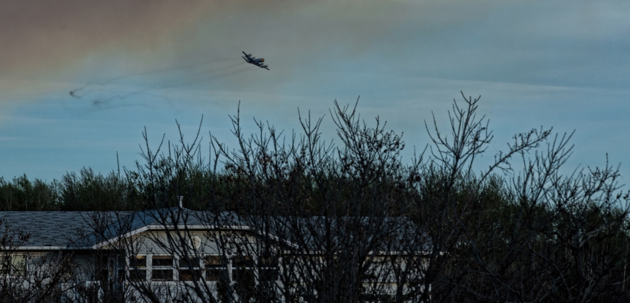 Wildfire - High Level, Ab - 4 May 2016 - 13