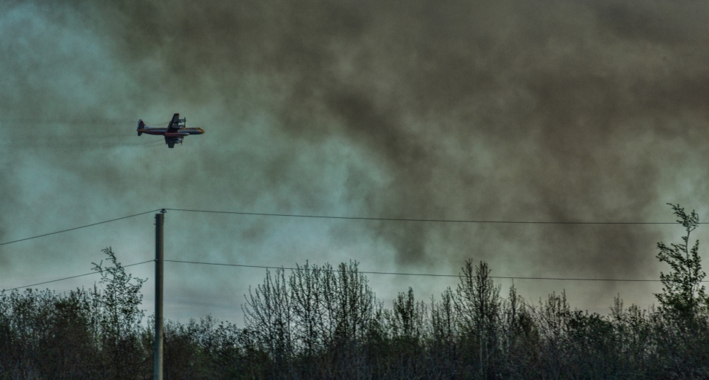 Wildfire - High Level, Ab - 4 May 2016 - 15