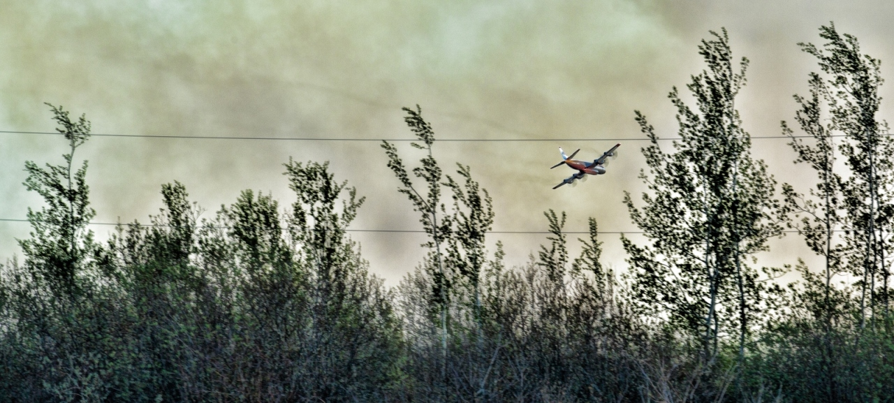 Wildfire - High Level, Ab - 4 May 2016 - 17