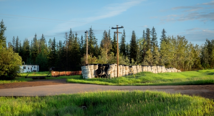 Morning Images - High Level, Alberta - Canada 2