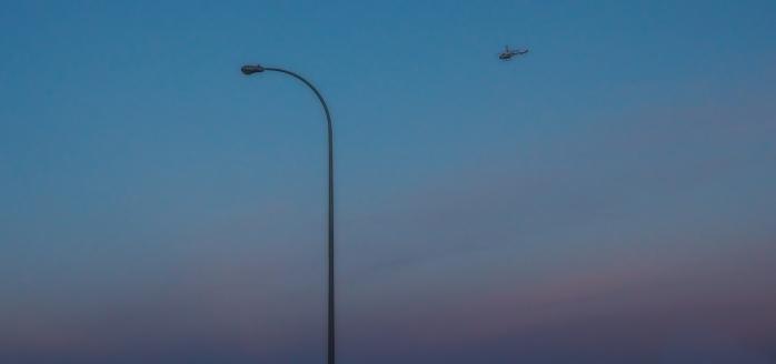 Morning Images - High Level, Alberta - Canada 9
