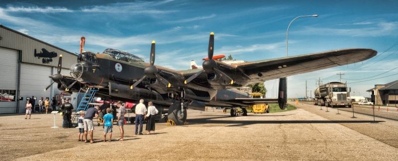 AVRO Lancaster - Nanton, Alberta 3