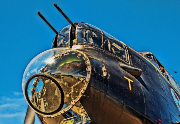 AVRO Lancaster - Nanton, Alberta 5