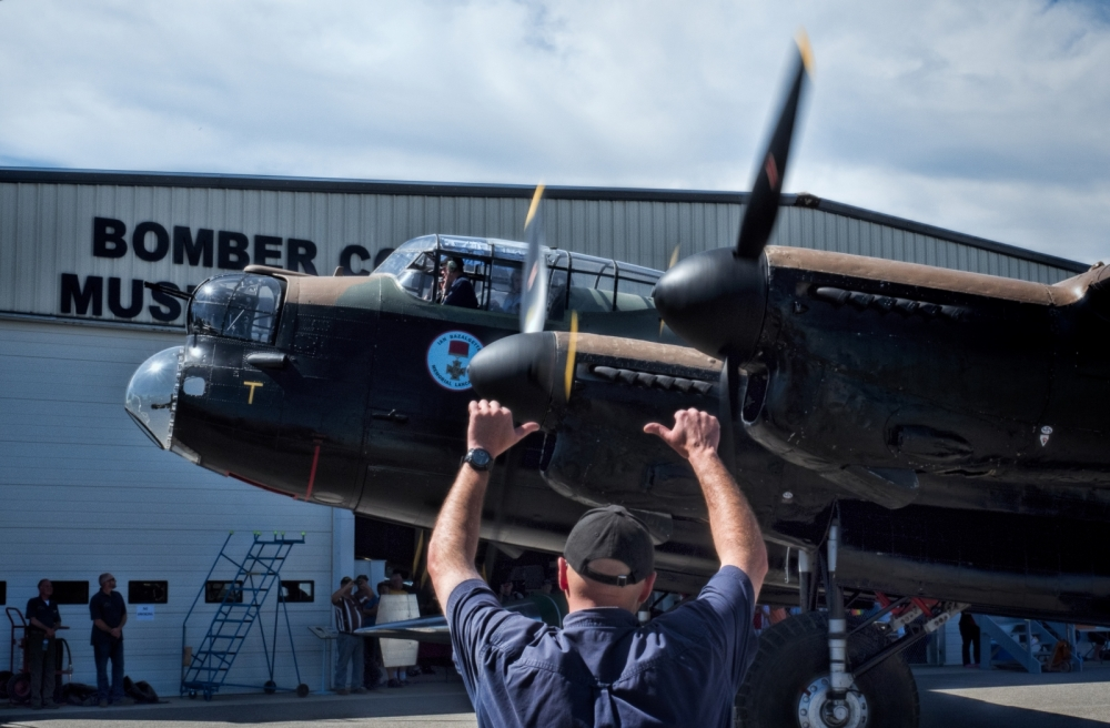 AVRO Lancaster - Nanton, Alberta 6