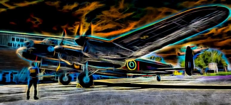 AVRO Lancaster - Nanton, Alberta 6a