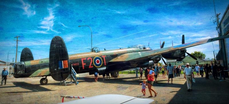AVRO Lancaster - Nanton, Alberta 8