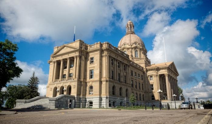 Alberta Legislature Building - Edmonton, Alberta Canada 2