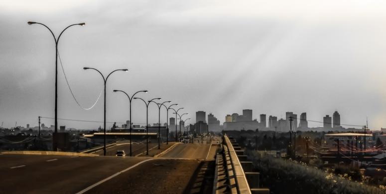 Edmonton Skyline 1