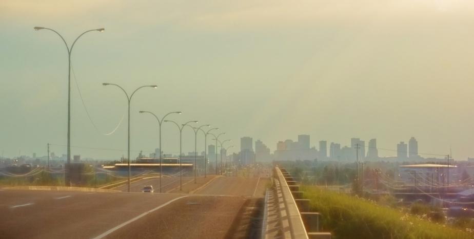 Edmonton Skyline 2