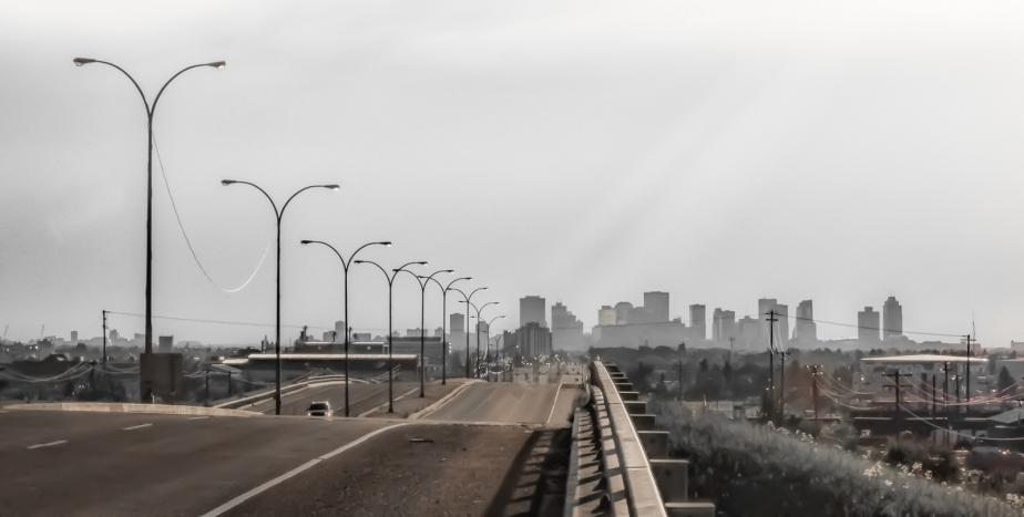 Edmonton Skyline 3