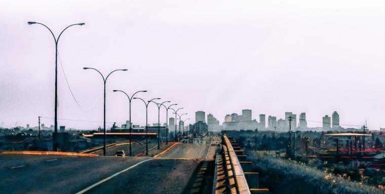Edmonton Skyline 4
