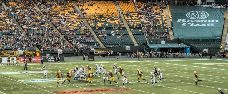Eskimos vs Alouettes - Edmonton, Ab Canada 2