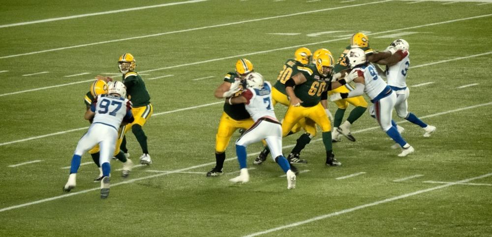 Eskimos vs Alouettes - Edmonton, Ab Canada 9