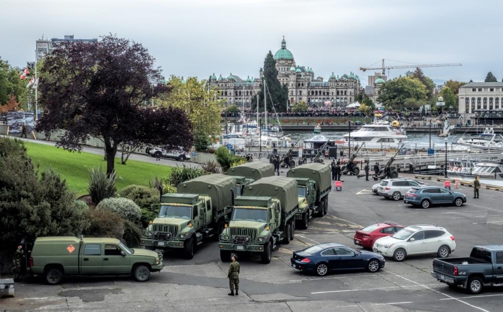 Victoria, British Columbia - 24 September 2016, 18