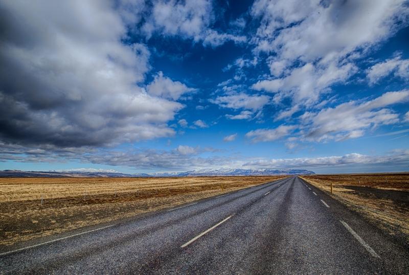 Beginning Southward - Iceland 1