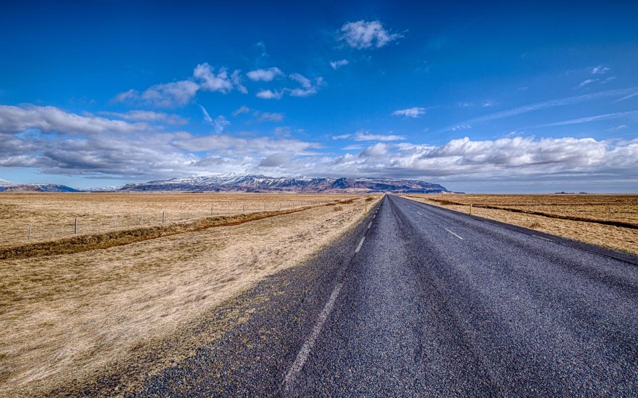 Beginning Southward - Iceland 2