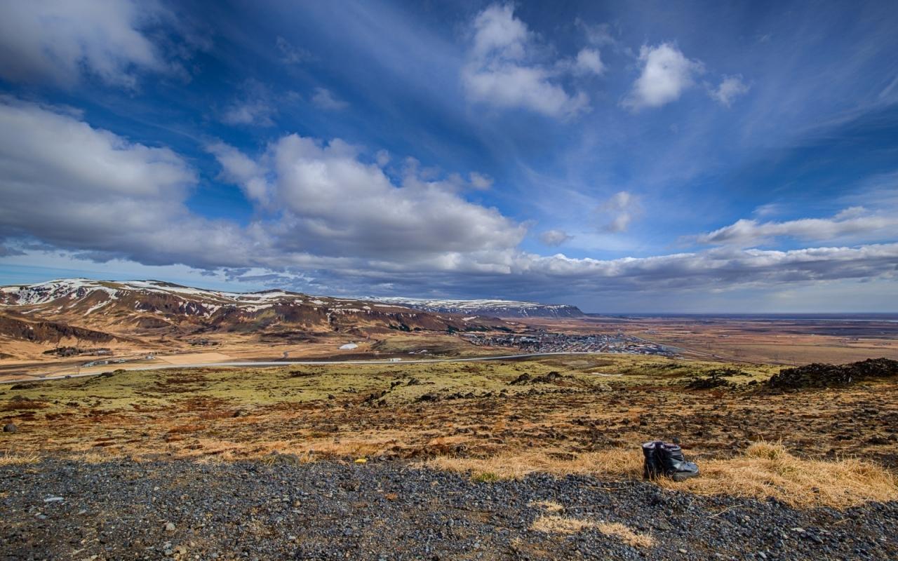 Beginning Southward - Iceland 3