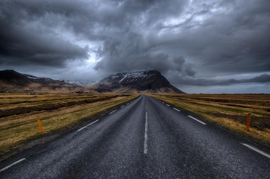 Cloudwork, Þjóðvegur, Southern Region - Iceland 1