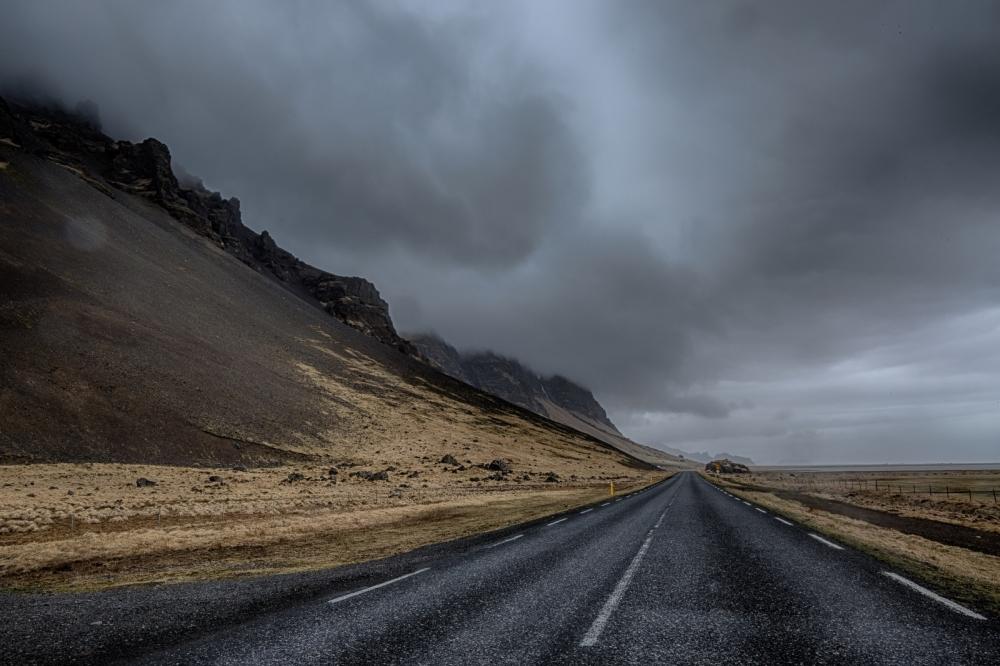 Cloudwork, Þjóðvegur, Southern Region - Iceland 2