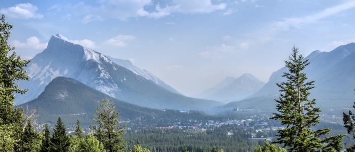 Banff Springs Hotel - Banff, Alberta